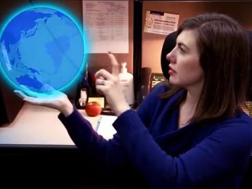 Spinning Globe FX